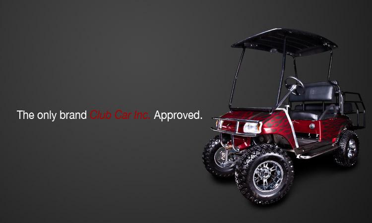 All Sports Lift Kit Club Car Ds